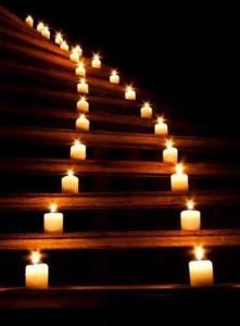 droga świec