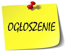 Ogłoszenie Wojewody Łódzkiego