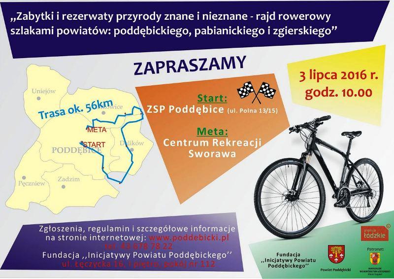 plan trasy powiat