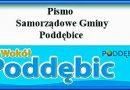 """Wrześniowe wydanie  """"Wokół Poddębic"""""""