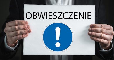 Ogłoszenie o przetargu na sprzedaż działek w Pradze