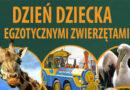 Dzień dziecka w ZOO SAFARI w Borysewie