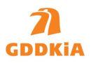 Podwójna ciągła na DK72 w miejscowości Praga/Rodrysin oraz wydłużenie odcinka objętego znakiem A-18b