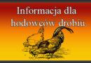 Informacja Powiatowego Lekarza Weterynarii